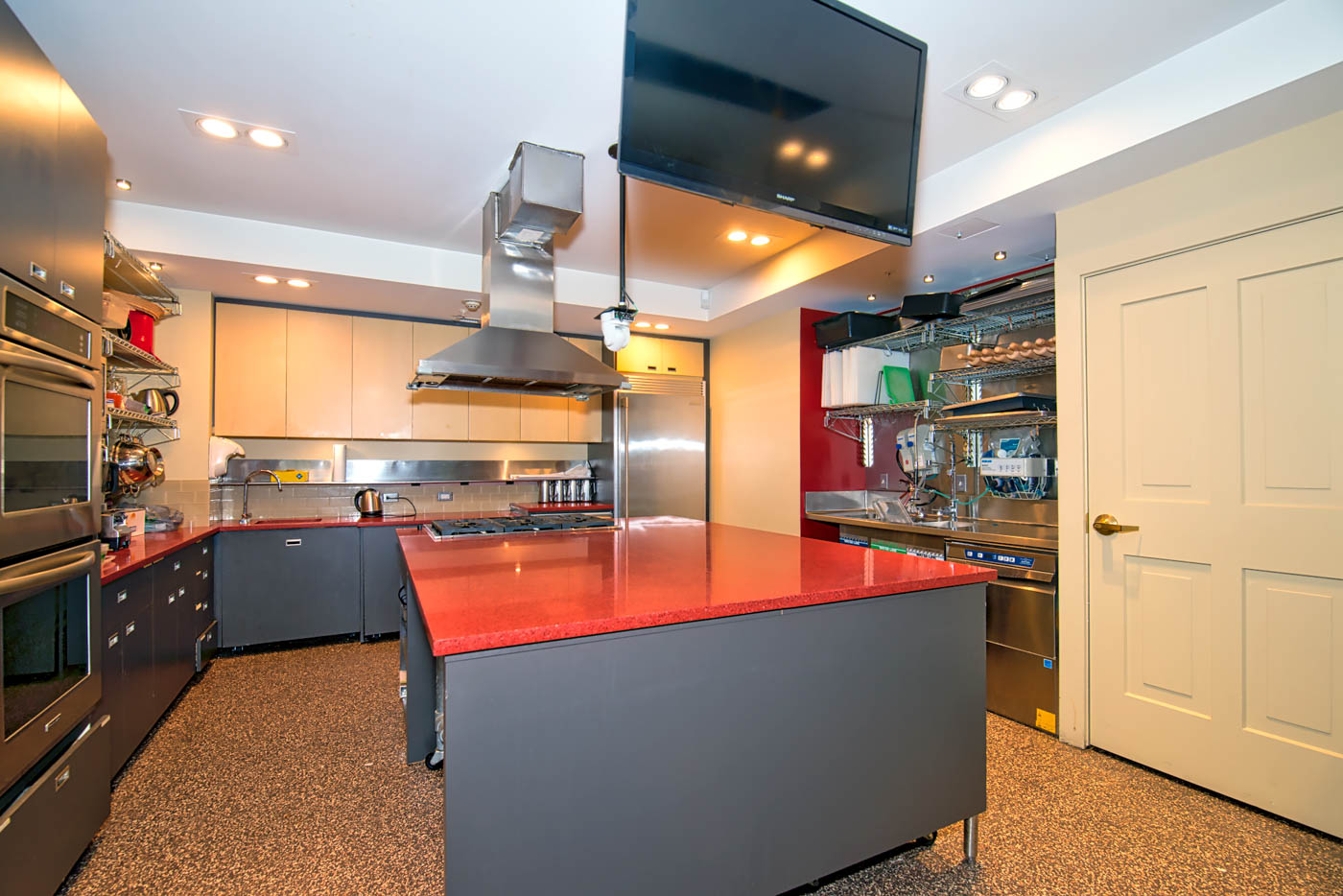 Demonstration Kitchen Space for Rent