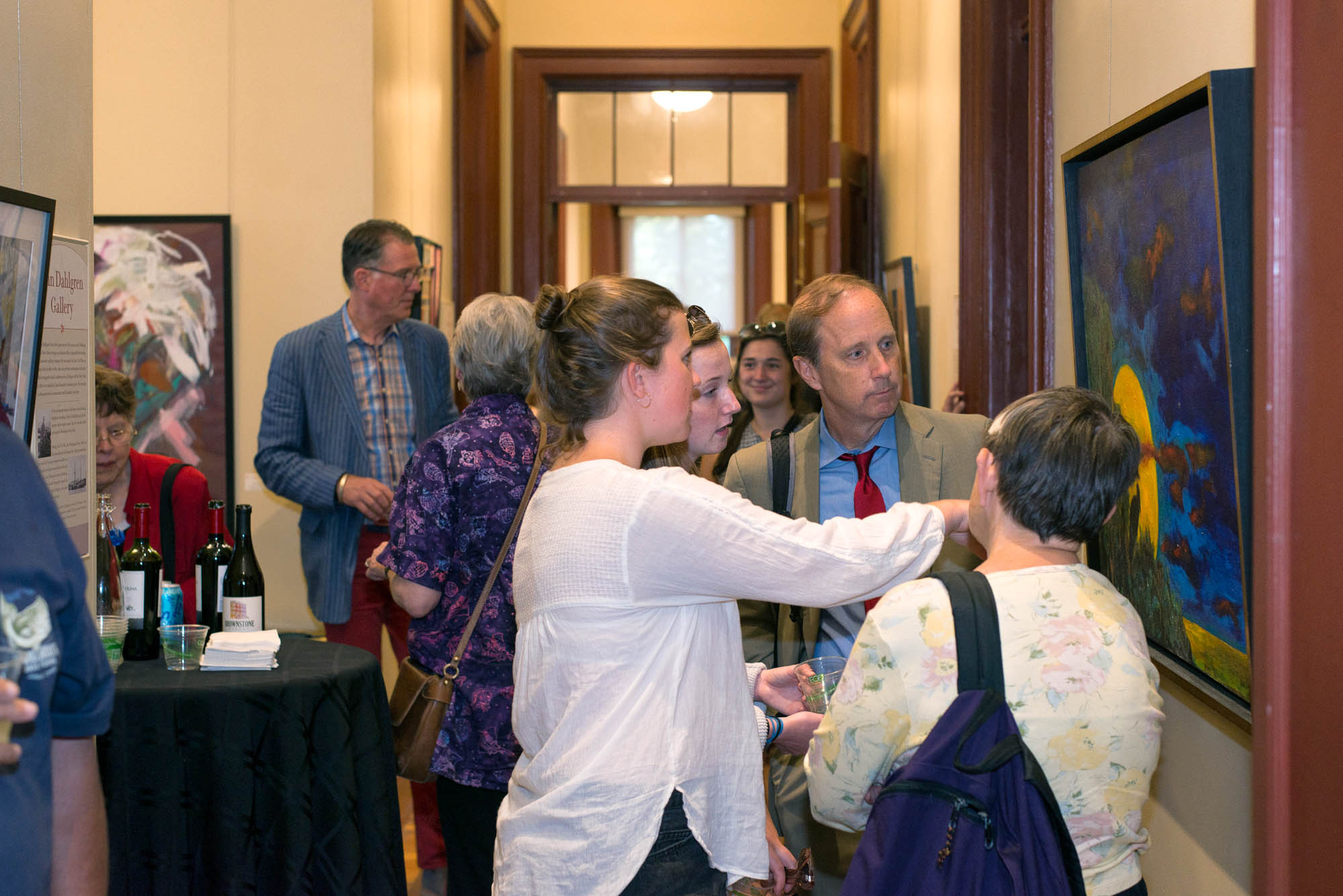 attendees-enjoy-the-opening-reception-of-the-hill-center-galleries-regional-juried-exhibition