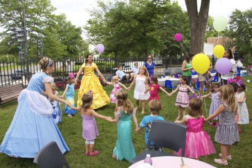 kids birthday – princess outdoor-2