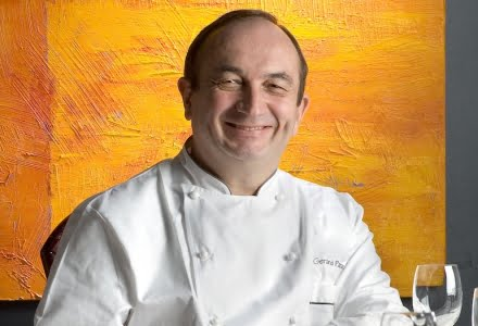 Chef Gerard Pangaud