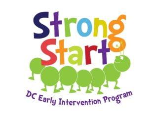 strong start logo