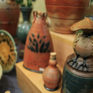 Pottery on the Hill 2017