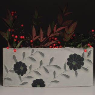 Donna Polseno bud vase