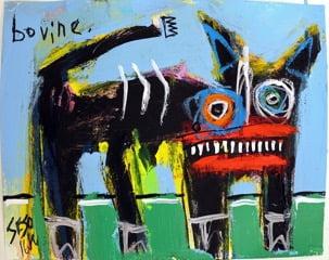 Matt Sesow-bovine