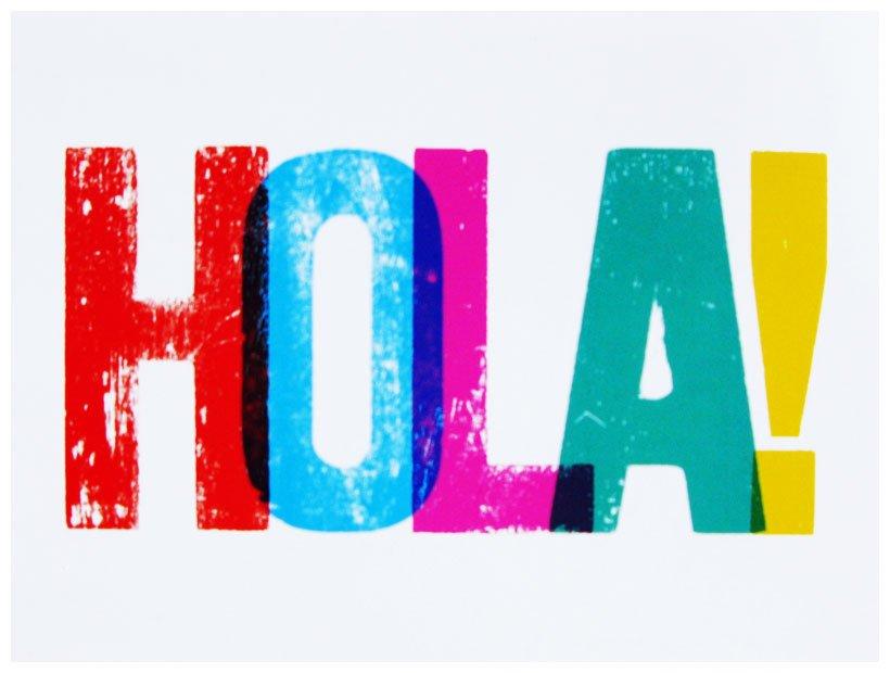 Hola Spanish