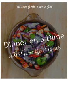 Dinner on a Dime – small