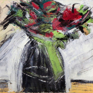 vase with flowers-scott warren