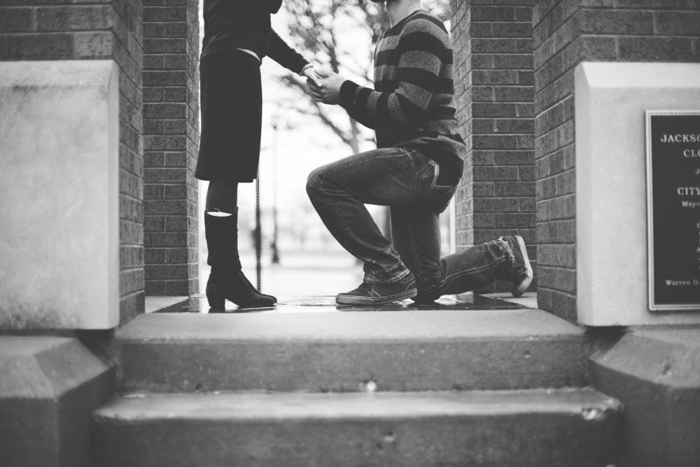 3 Unique Marriage Proposal Ideas