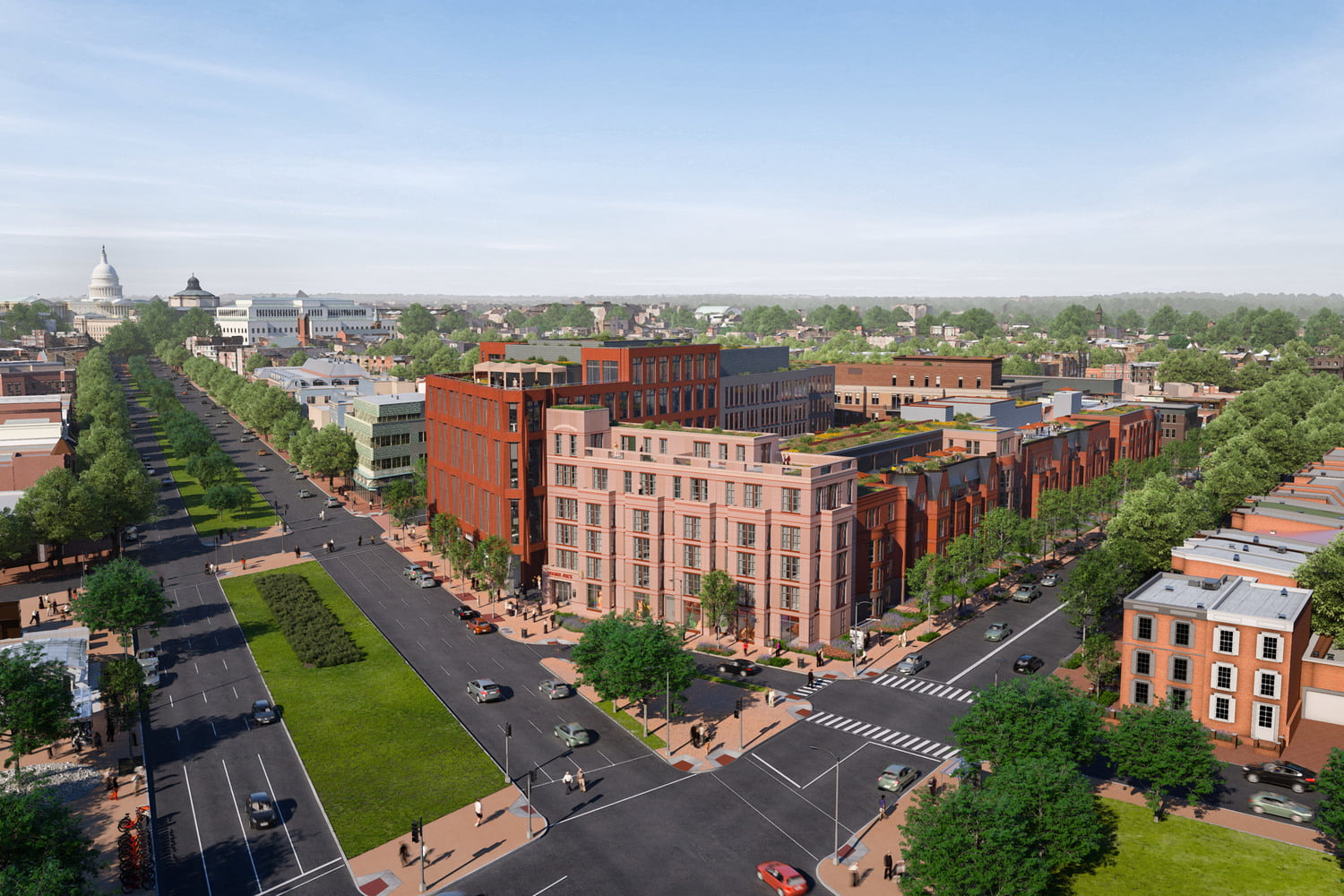 Talk of the Hill: Hine Redevelopment Project