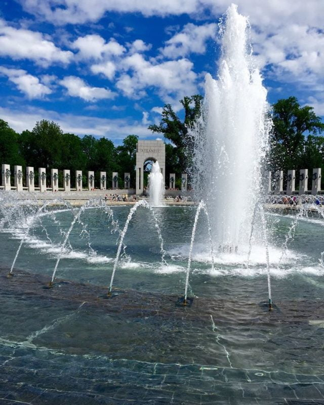 Meet the Friends of the National WWII Memorial