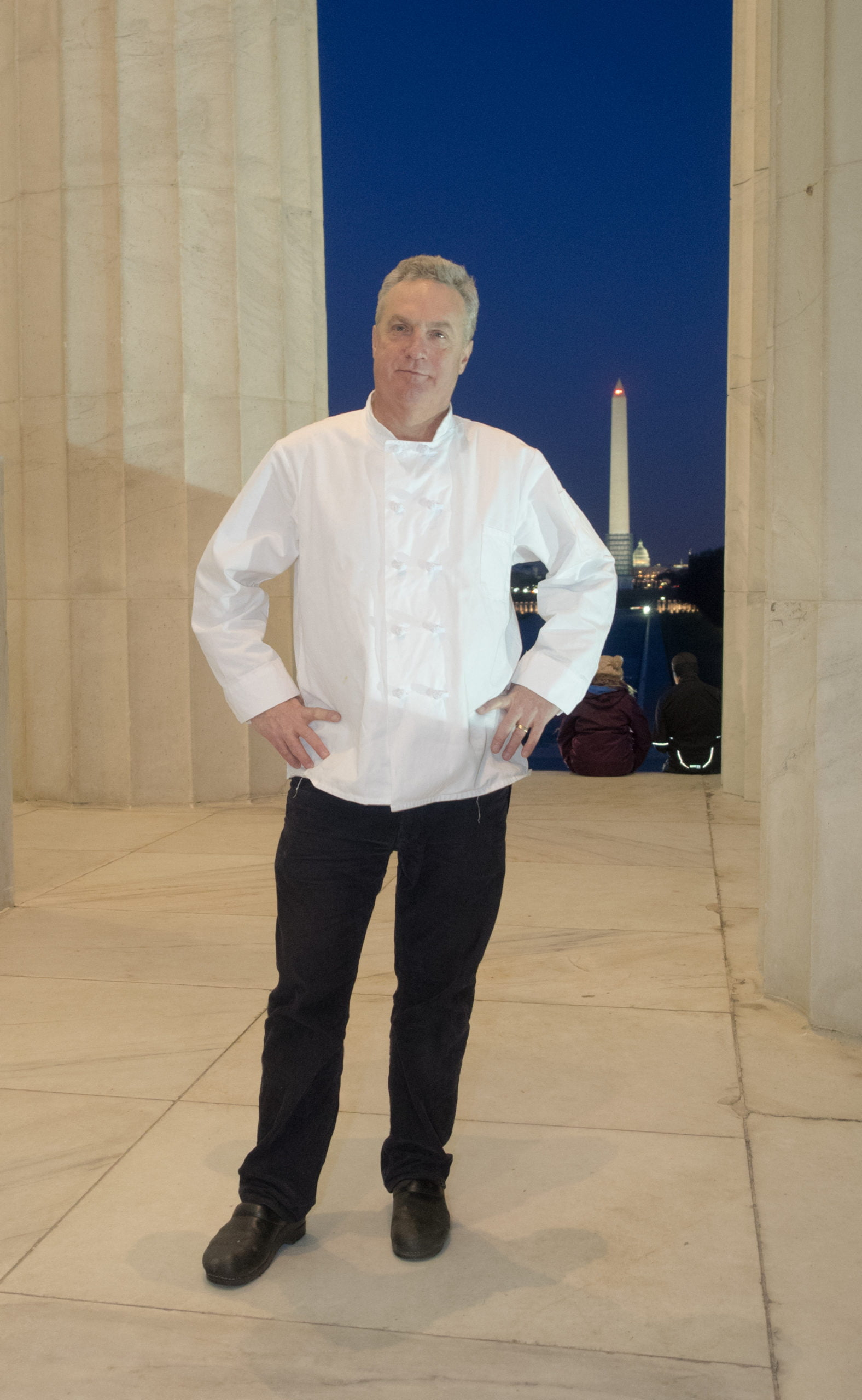 Chef Mark Haskell
