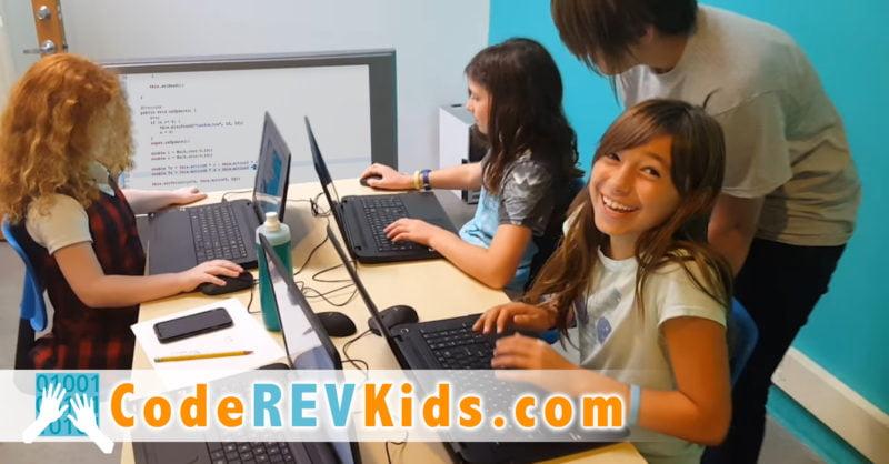 CodeREV Kids