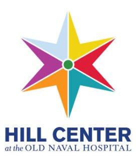 hill center logo