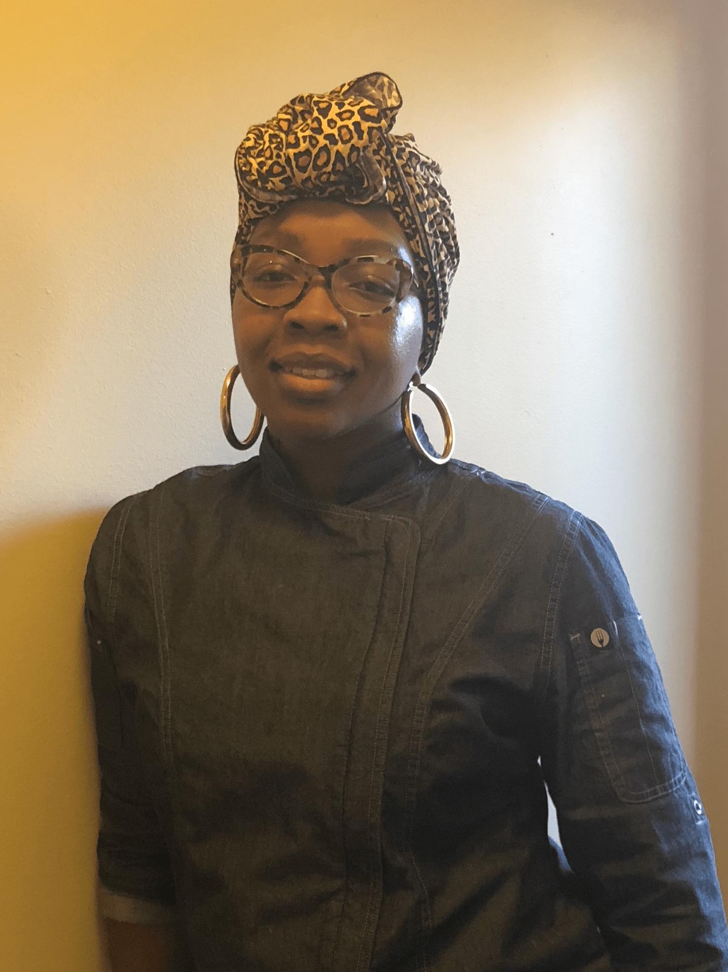 Chef Chericia Easton