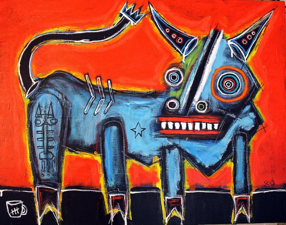 Starbull - Matt Sesow