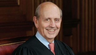 Supreme Court Justice Stephen G. Breyer