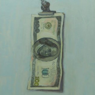 $100 smaller - Mike McSorley