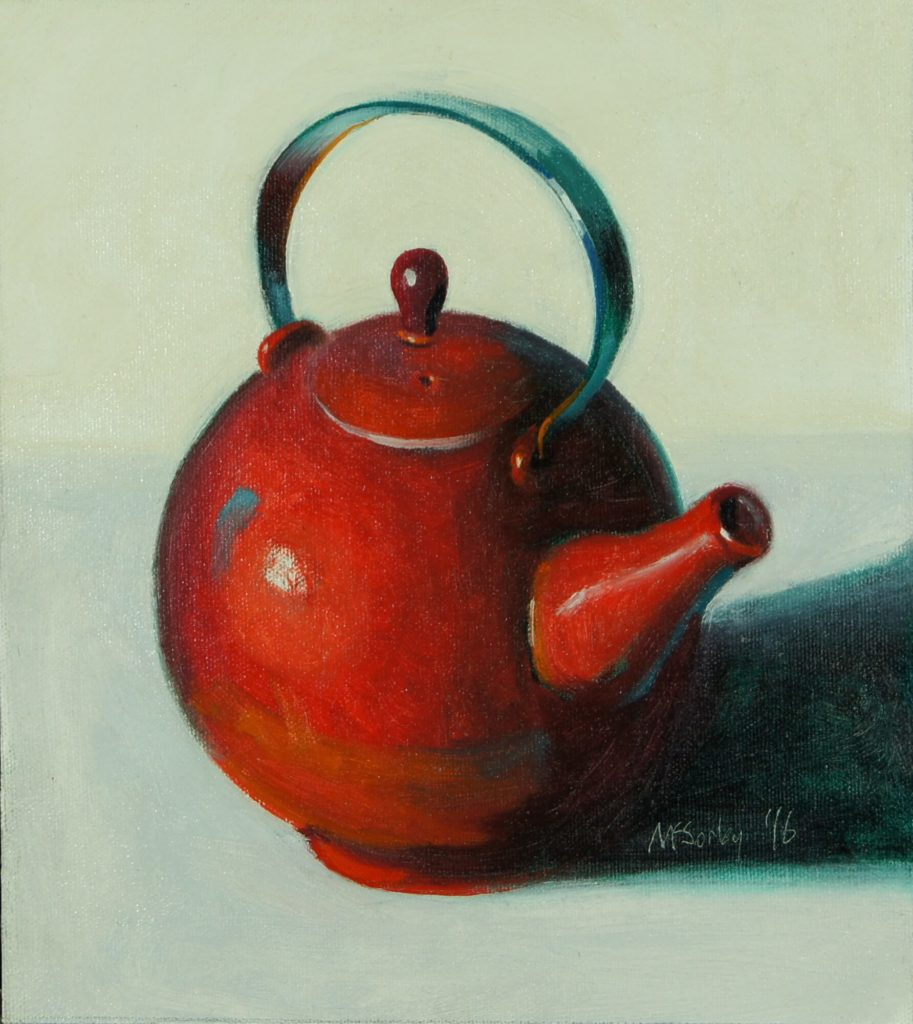 Another Red Teapot - Mike McSorley