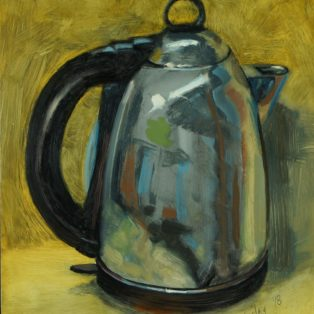 Silver Teapot 2 - Mike McSorley