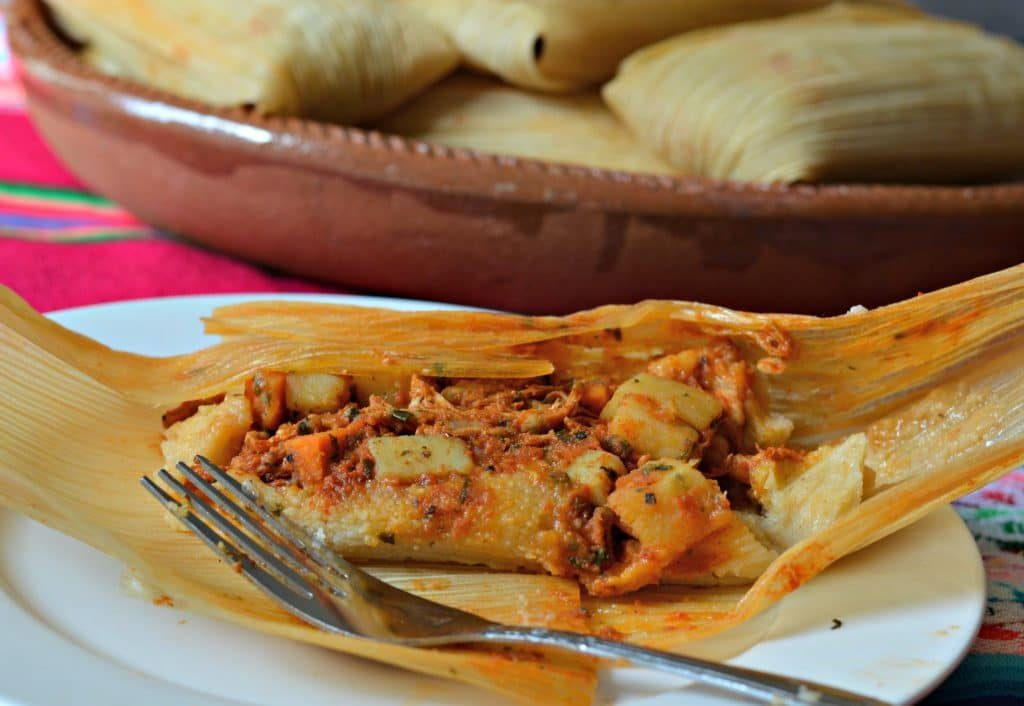 Tamales by www.mylatinatable.com