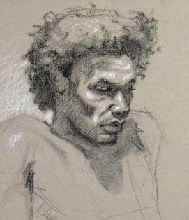 Smithsonian Associates - portrait drawing