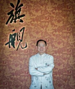Chef Peter Chang