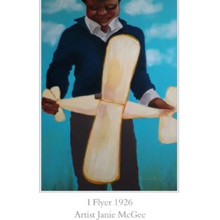 I Flyer 1926 may 2019 - Janie McGee