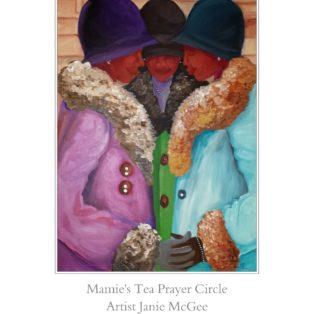 Mamie Tea prayer may 2019 upload - Janie McGee