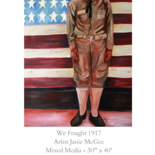 We fought May 2019 - Janie McGee