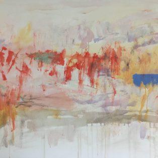 evidence, John Pacheco, oil on canvas, 24x30, $900 - j_pacheco@mwcc.mass.edu