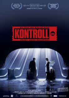 kontroll movie poster