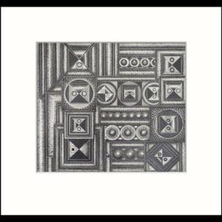 Extra - Kuhn - Pencil - 19x22 - 1,000 - Guy Kuhn