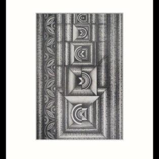 Semi - Kuhn - Pencil - 22x15 - 175 - Guy Kuhn