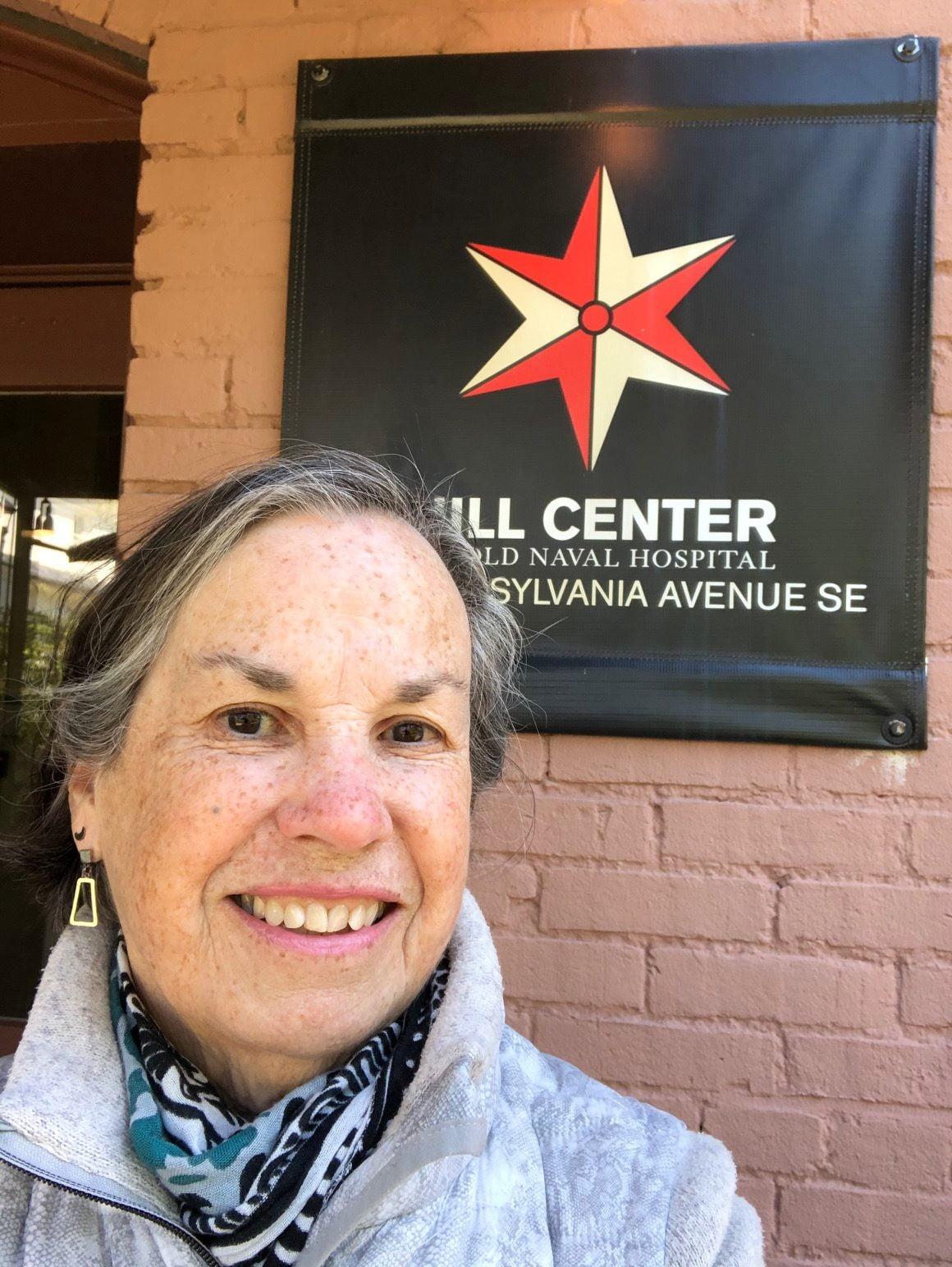Volunteer Profile: Fran Hoffmann