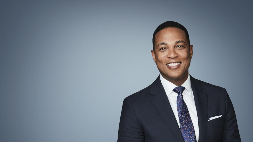 Don Lemon of CNN