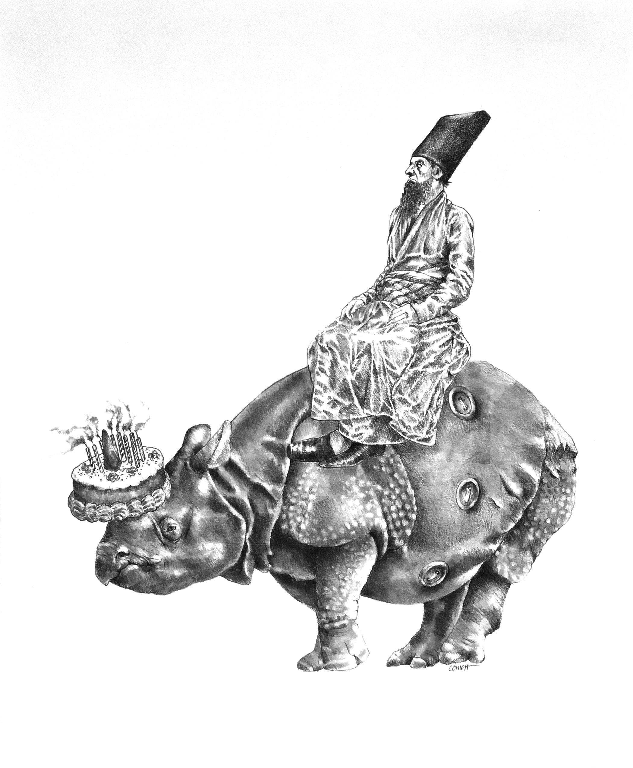 How the Rhinoceros Got His Skin