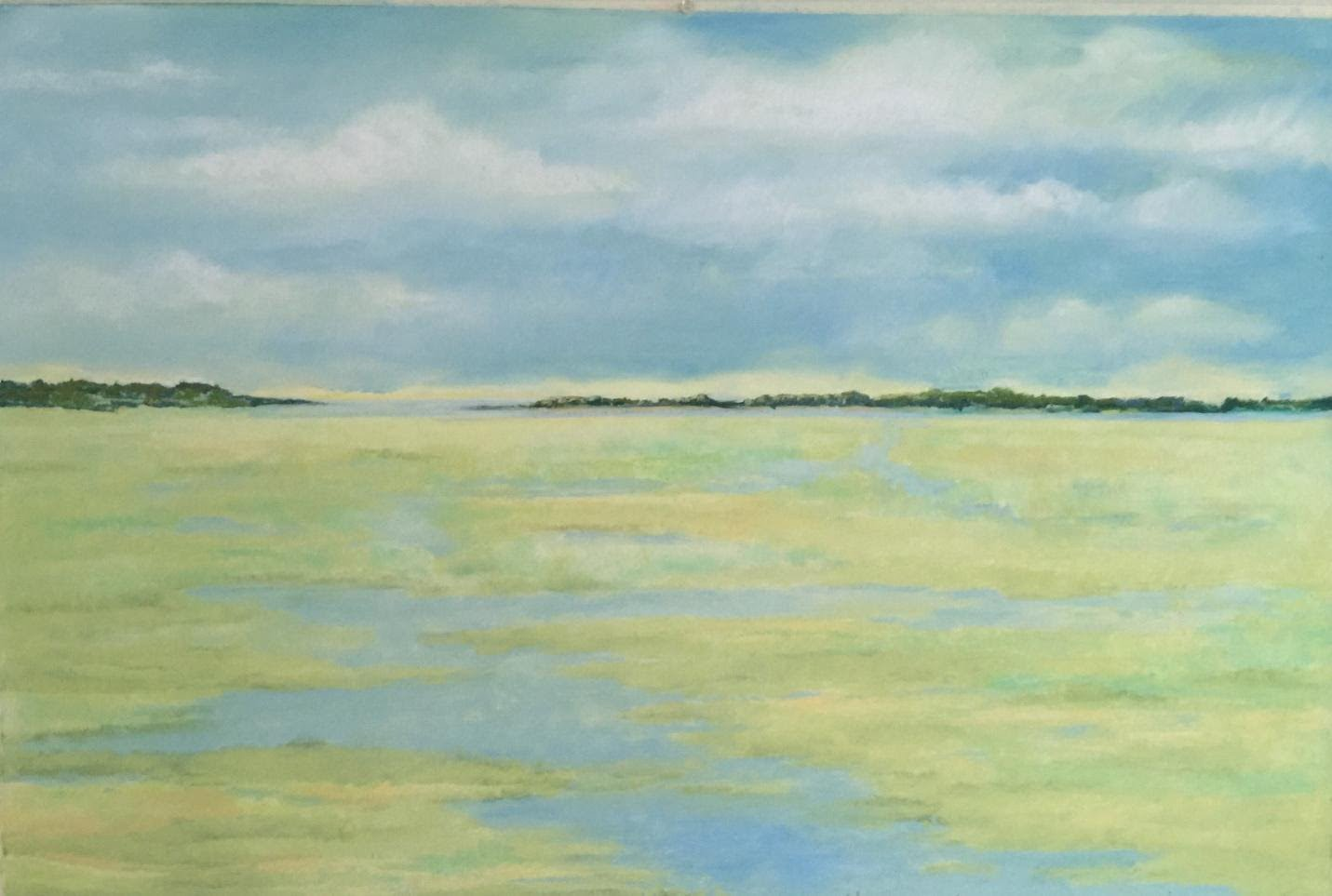 Marsh View  to Sea Island