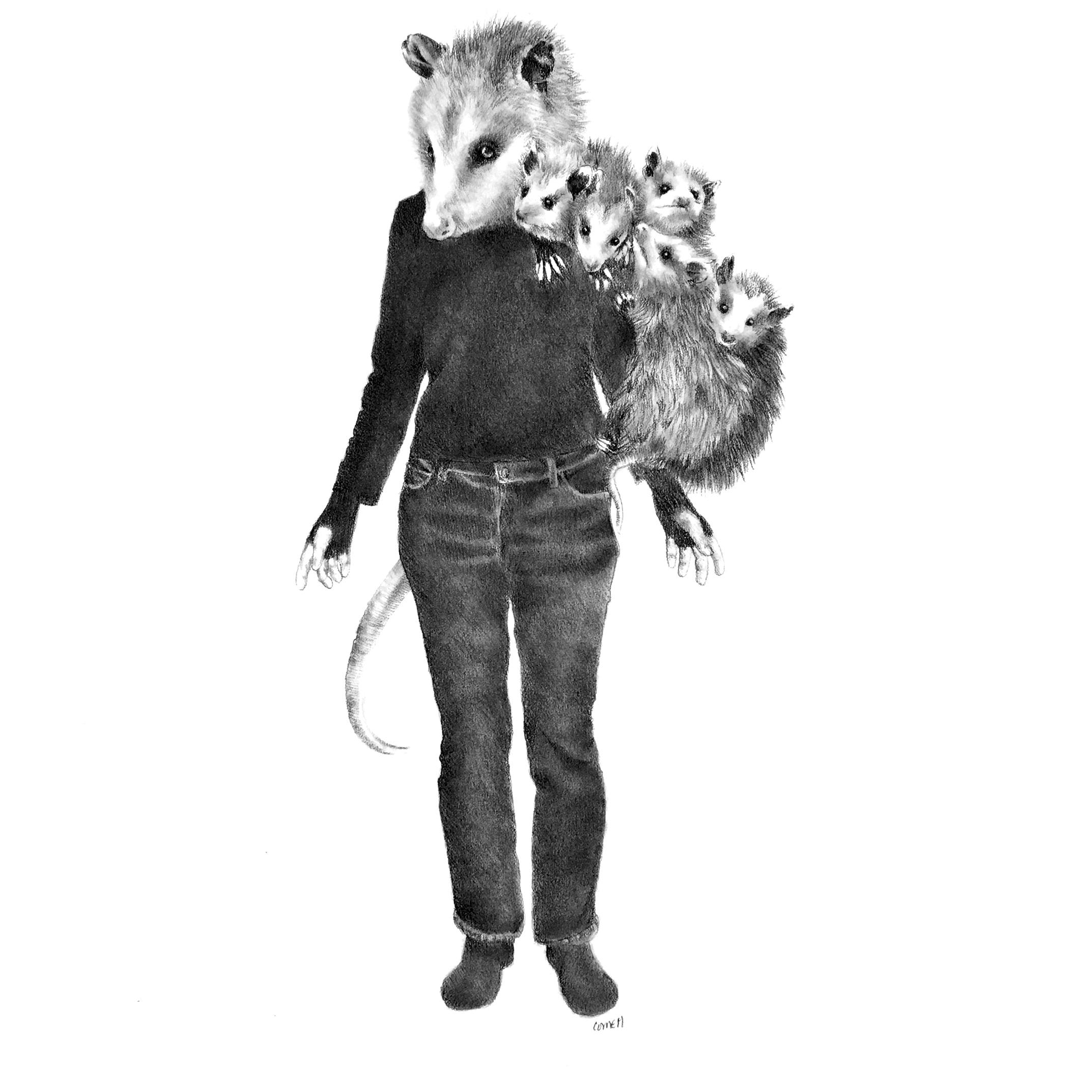 Ellen Cornett: Animal Crackers
